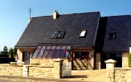 Your Holiday House in Roscoff